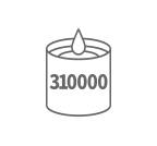 浮上油脂は全国で年間31万トン発生 (家庭の廃食用油:9~11万トン/年)